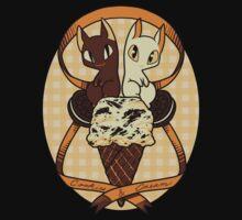 Cookies & Cream One Piece - Short Sleeve
