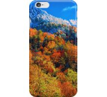 THE CHIMNEY TOPS AUTUMN iPhone Case/Skin
