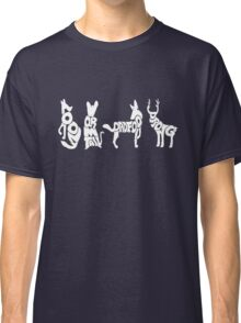 Moony, Wormtail, Padfoot & Prongs 2 Classic T-Shirt