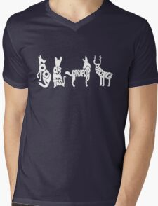 Moony, Wormtail, Padfoot & Prongs 2 Mens V-Neck T-Shirt