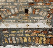old wall by spetenfia