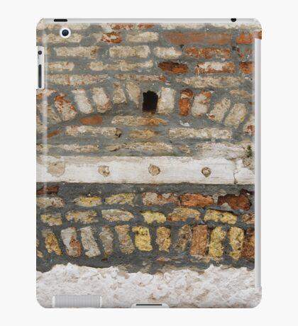 old wall iPad Case/Skin