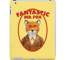 fantastic mr. fox iPad Case/Skin