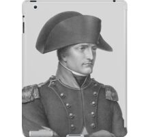 Napoleon Bonaparte In Uniform iPad Case/Skin