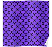 Watercolor Lovely Pattern VI Poster