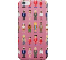 The Royal Pixelbaums iPhone Case/Skin