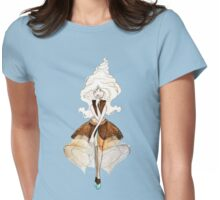 Frozen Yogurt Princess Womens Fitted T-Shirt