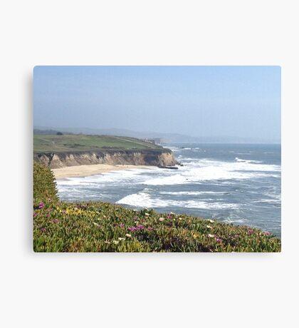 Half Moon Bay, CA Canvas Print
