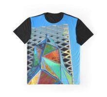 Glass Sculpture Graphic T-Shirt
