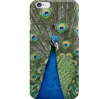 King Of The Peacocks 2 iPhone Case/Skin