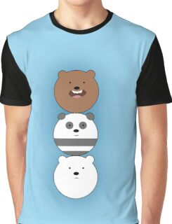 A Pile of Bears Graphic T-Shirt