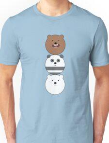 A Pile of Bears Unisex T-Shirt