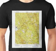 USGS TOPO Map California CA Blue Lake 296847 1951 62500 geo Unisex T-Shirt