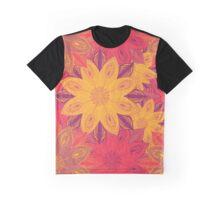 Hand drawn autumn seamless pattern Graphic T-Shirt