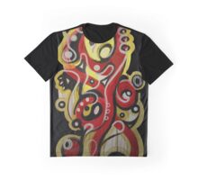 """""""Abstract Symbol #1"""" artwork by Dewan Huff Graphic T-Shirt"""