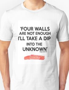 Four Walls ~ TRXYE ~ Part of the TRXYE collection T-Shirt