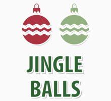 Jingle Balls Kids Tee