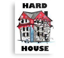 GTA Hard House Metal Print