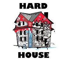 GTA Hard House Photographic Print