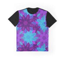 Floral mandala pattern Graphic T-Shirt