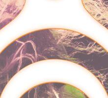 Sepia Nectar Sticker