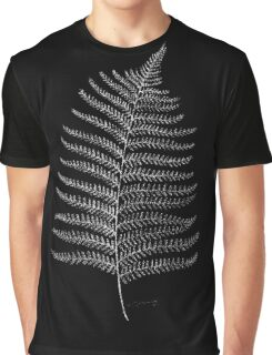 New Zealand Fern Leaf Graphic T-Shirt