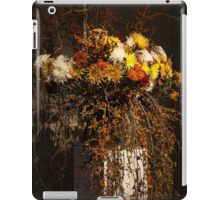 Mother Nature's Autumn Colors - a Still Life iPad Case/Skin