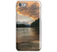Harrison Lake, British Columbia, Canada iPhone Case/Skin