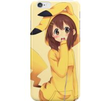 K-ON x Pikachu iPhone Case/Skin