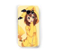 K-ON x Pikachu Samsung Galaxy Case/Skin