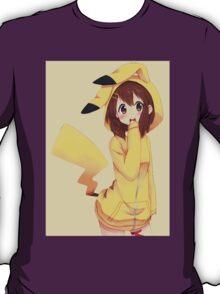 K-ON x Pikachu T-Shirt