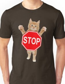 STOP! Don't Grab My Pussy! Unisex T-Shirt