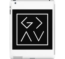 God is Greater than the Highs and the Lows (Square) iPad Case/Skin