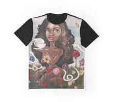 Spring Tea Graphic T-Shirt