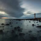 Port Fairy Lighthouse, Victoria by Malcolm Katon