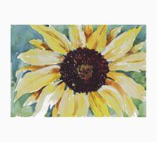 Helianthus annus (Sunflower) One Piece - Long Sleeve
