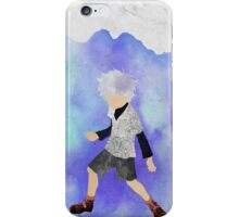 Killua - Hunter x Hunter iPhone Case/Skin