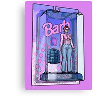 BARB DOLL Canvas Print