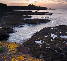 Tantallon from the Gegan by Christopher Cullen