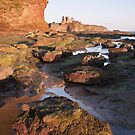 Tantallon Stack by Christopher Cullen