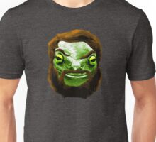 Froggy Self-Portrait Unisex T-Shirt