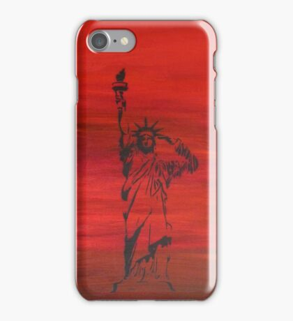 The price of liberty is steep iPhone Case/Skin