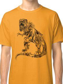 Tribal T-Rex Classic T-Shirt