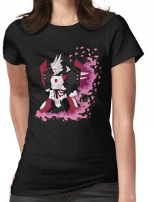 Drift: Sakura Petals Womens Fitted T-Shirt
