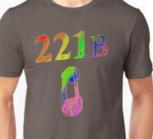Rainbow 221B Unisex T-Shirt
