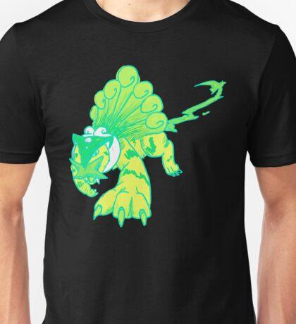 Neon Tiger Unisex T-Shirt