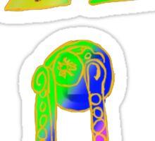 Rainbow 221B Sticker
