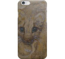 Little leopard cub iPhone Case/Skin