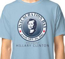 INAUGURATION DAY Seal Hillary Classic T-Shirt