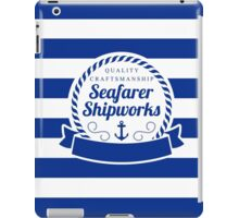 Nautical Design 11 iPad Case/Skin